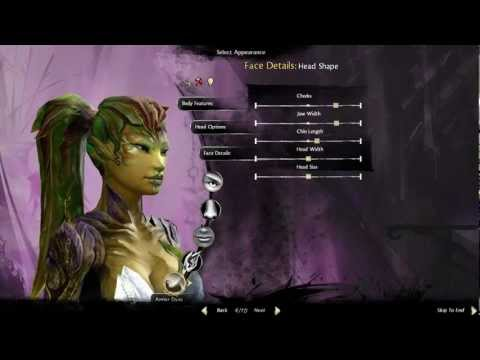 Guild Wars Classes Guild Warssylvari Race Guideguild Wars