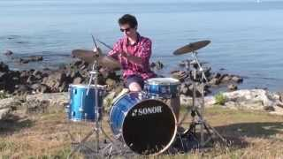 David Guetta - Lovers On The Sun - Drum Cover ft. Sam Martin