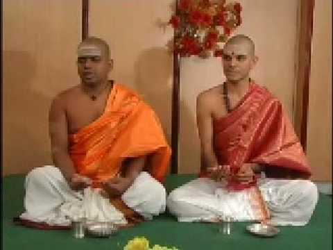 Sandhya Vandanam - Krishna Yajur Vedam : Introduction in Telugu  Part 3