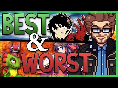 The Absolute BEST and WORST Games of 2017 - Austin Eruption