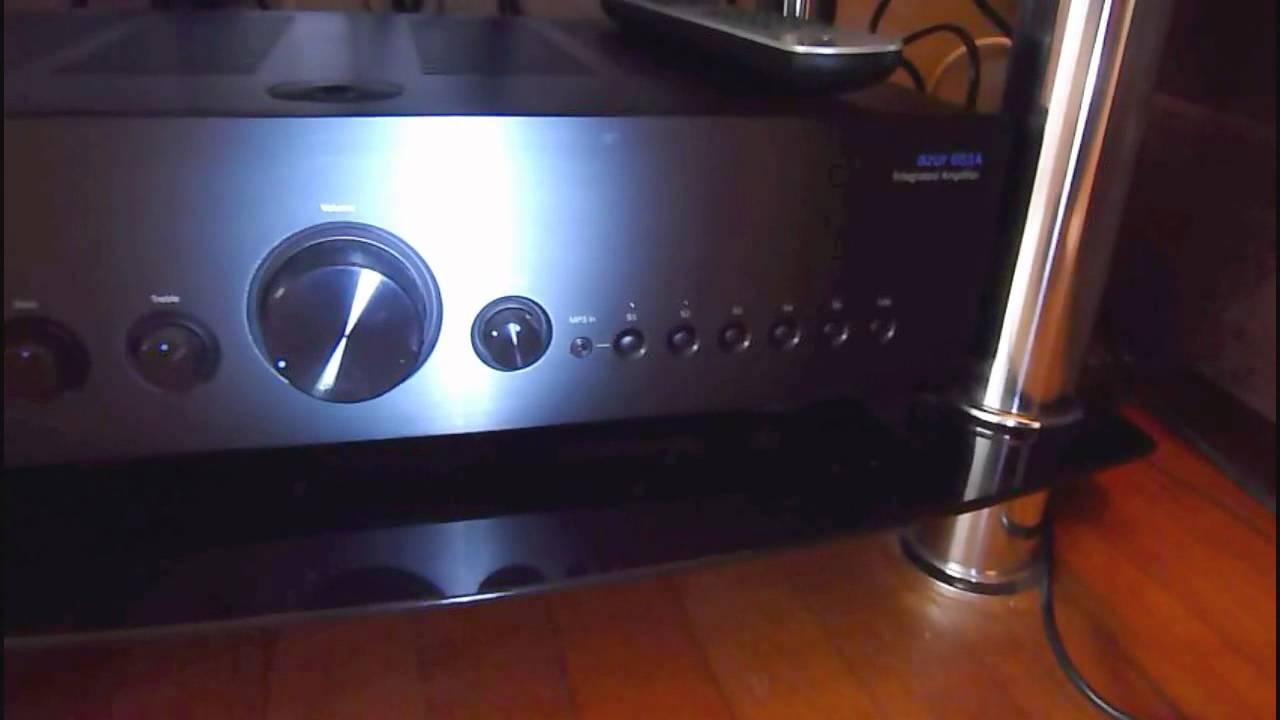 home review of the cambridge audio azur 651a amplifier youtube rh youtube com Cambridge Audio Clock Radio Cambridge Audio Logo