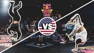 Ives vs Nico | Final B-Boys - Red Bull BC One Cypher USA 2019