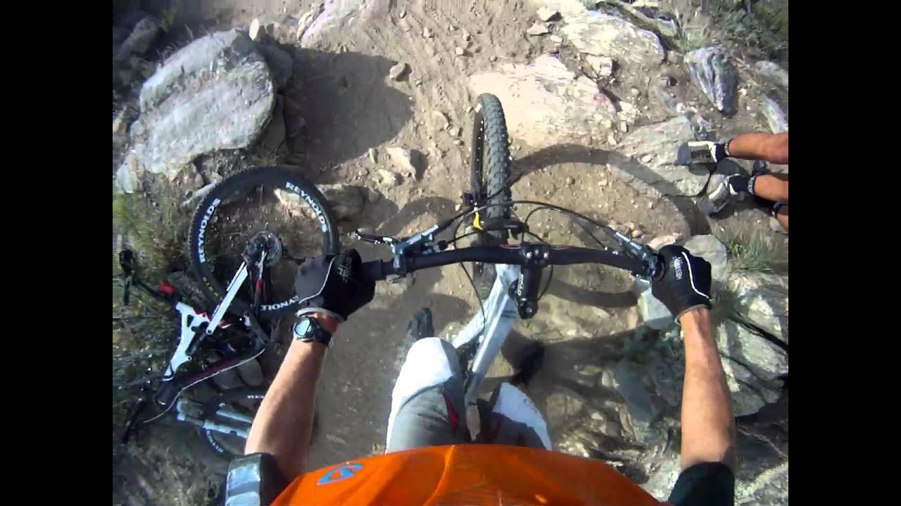 Centennial Cone Mountain Bike Ride Youtube