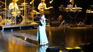Oh Sathi Re  By Shreya Ghoshal live in Cincinnati, OH, USA 2015