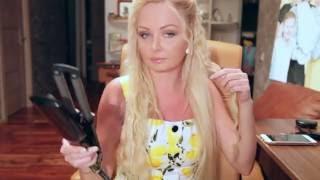 Смотреть видео что делает с волосами даша пынзарь