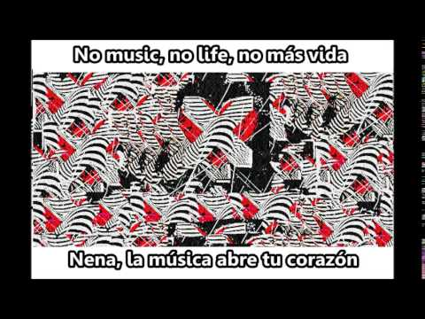 No Music No Life Ft AI Jun K From 2 PM Sub Español