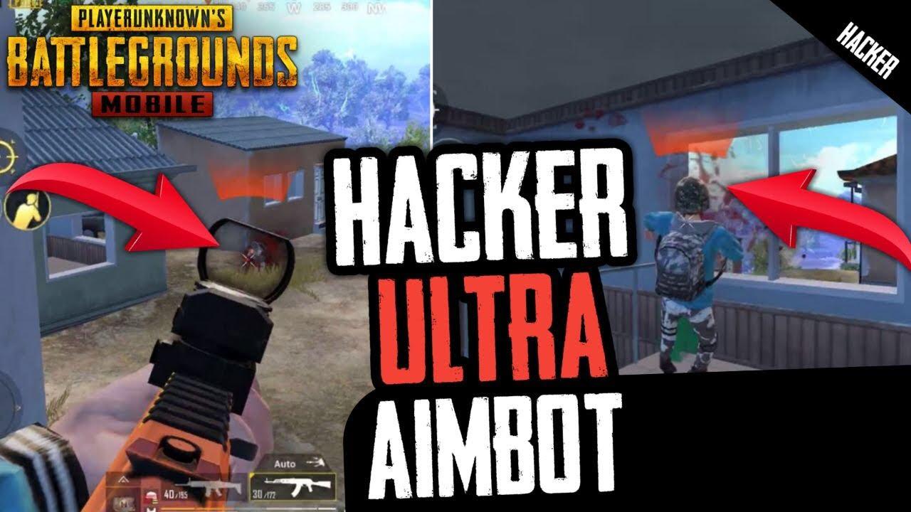 Ultimate Aimbot Hack | Pubg Mobile | Hacker caught