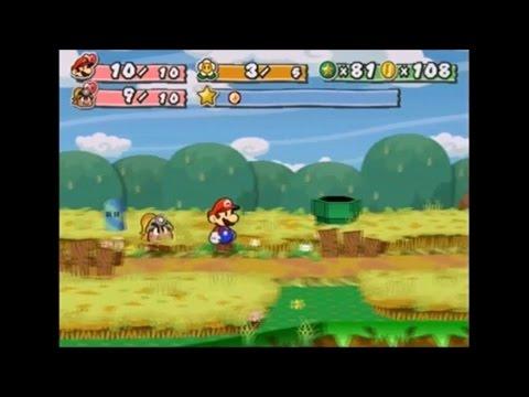 Paper Mario: The Thousand-Year Door Longplay (1/9)
