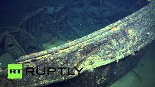 Возле Филиппин найден крупнейший японский корабль времен Второй мировой войны