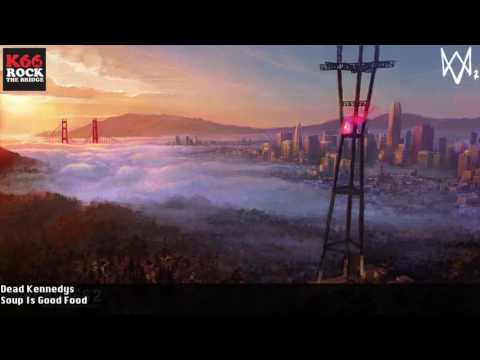 Watch Dogs 2 Soundtrack - Rock The Bridge K66-FM