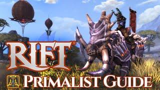RIFT: Primalist Guide