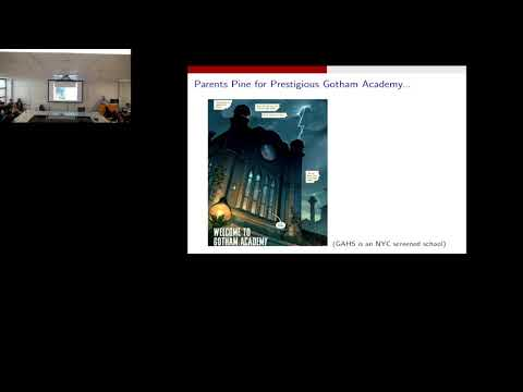 """Joshua D. Angrist presents """"Choice and Consequence: Assessing Mismatch at Chicago Exam Schools"""" on YouTube"""