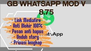 Update GB WhatsApp Pro (Version 8.75) |Lihat Deskripsi|
