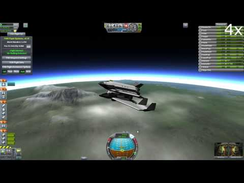Kerbal Space Program - Interstellar Quest - Episode 13 - Reusable Space Transport System