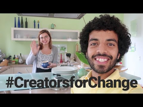 YouTube Creators for Change | A Day With a German Family | Ezaldeen Aref