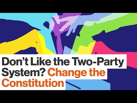 Why Doesn't the U.S. Have a Multi-Party Political System? | George Musser