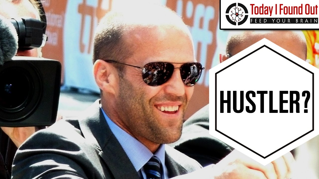 Hustler diverse infamous