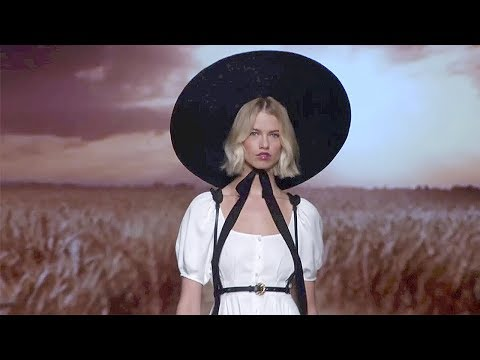 Elisabetta Franchi | Spring Summer 2018 Full Fashion Show | Exclusive
