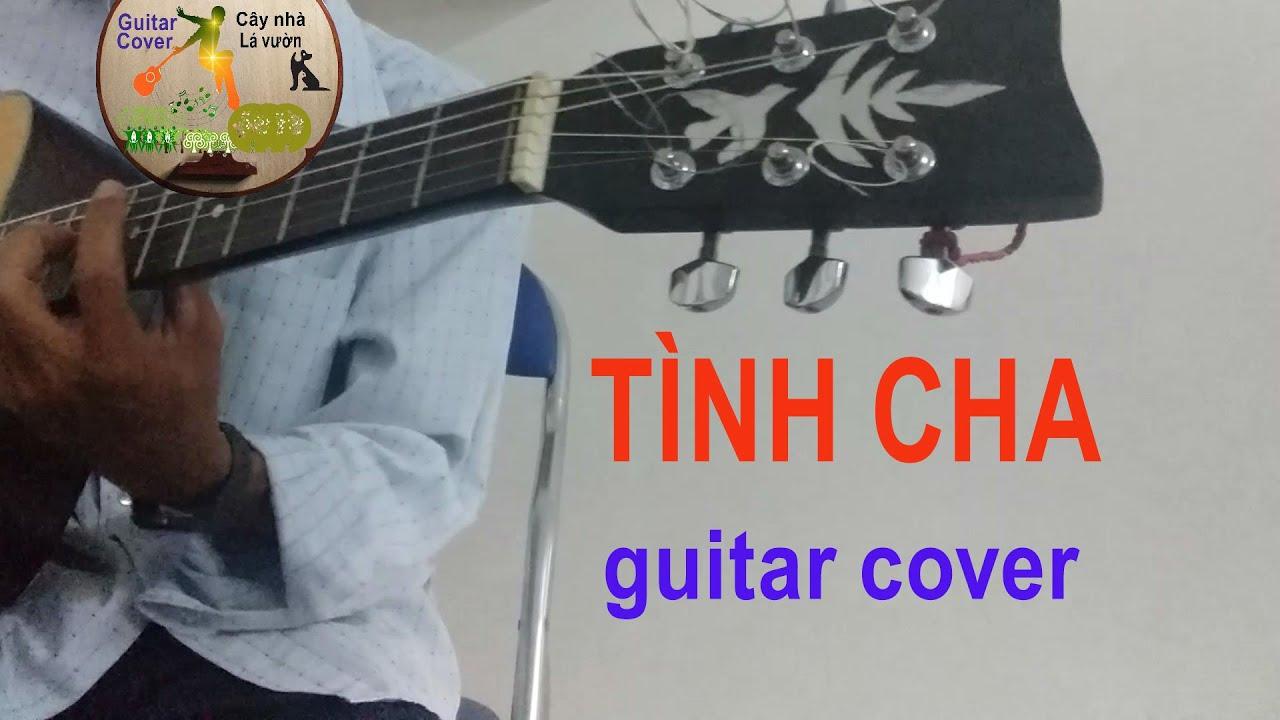 Tình Cha sáng tác Ngọc Sơn Guitar cover