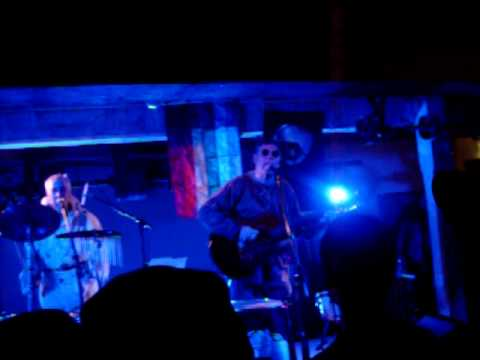 DEATH IN JUNE - FIELDS OF RAPE live in vienna, 27.10.2011