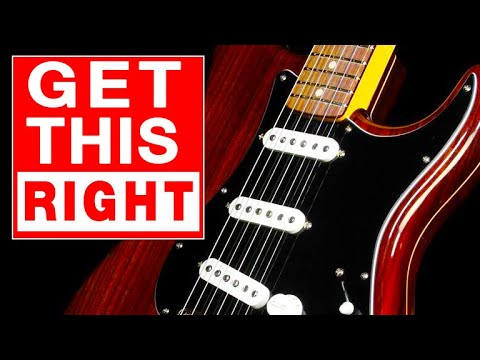The Average Guitarist NEVER Gets This Right (LEARN THIS!)