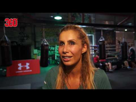 Fighting Fit Dubai trialist Eve Jaso on boxing like Amir Khan