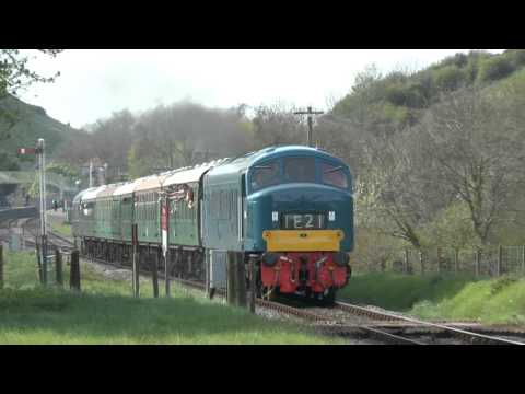 D182 After Leaving Corfe 8 5 16