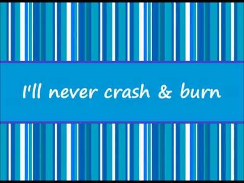 P!nk Crash And Burn Lyrics