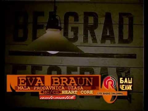 Eva Braun - Mala prodavnica uzasa