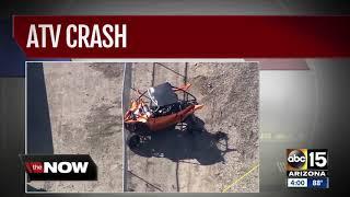 Police: One killed after ATV rolls over in Glendale