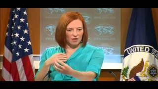 U.S. Department of State Spokesperson Jen Psaki thinks that EU exports gas to Russia thumbnail