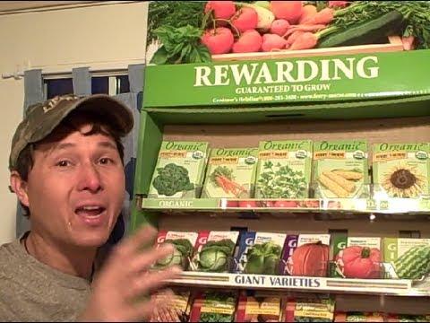 Easiest Way to Start Seeds & FREE Organic & Heirloom Seed Giveaway $750+ in Garden Seeds