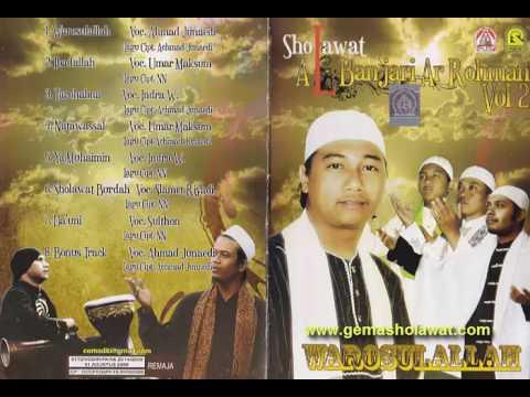 full sholawat warosulallah -  sholawat al banjari terbaru & Terbaik (Ar Rahman 2)