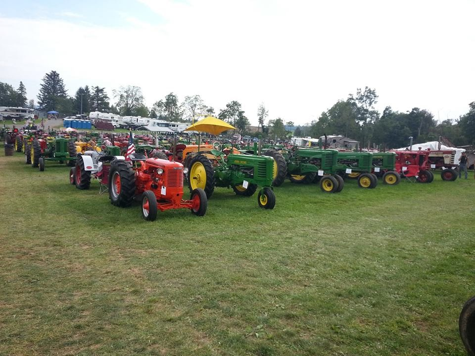Antique Machinery Show