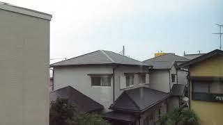 山陽電気鉄道6000系 須磨寺→塩屋 SANYO Railway  Sumadera → Shioya