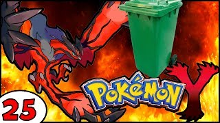 Pokémon X et Y : Je suis un clochard, je fouille les poubelles  ! - épisode 25