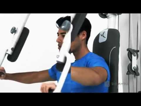 avanti home gym assembly instructions