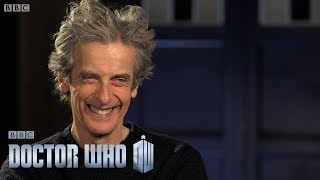 Peter and the horsebox hotel - Doctor Who: The Eaters of Light - Series 10 Episode 10 - BBC One