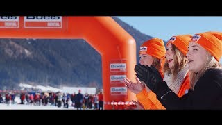 Ultimate winter event in Austria at Weissensee