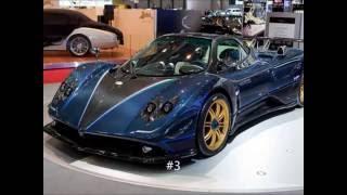 De 10 Duurste auto ter wereld