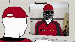 Life as A McDoฑalds Wagie