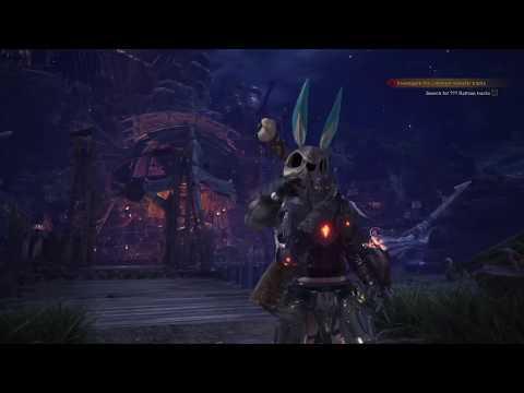 Monster Hunter World - Farming Time