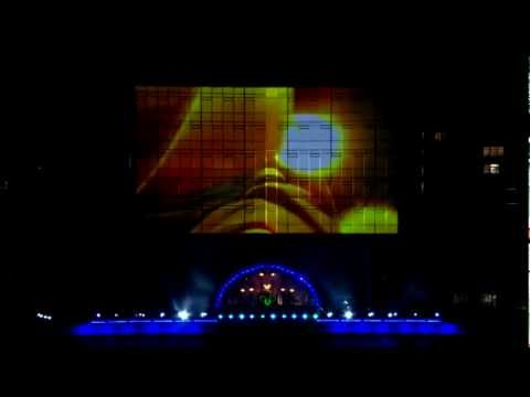 [OFFICIAL Complete Show] Deadmau5 Nokia 800 Lumia Live @ Millbank Tower London 28.11.2011 [720p]
