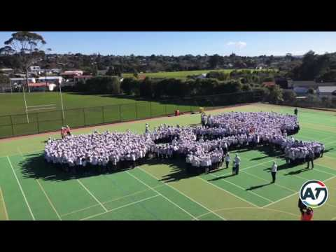 Thumbnail: Celebrating the GUINNESS WORLD RECORDS® achievement in West Auckland