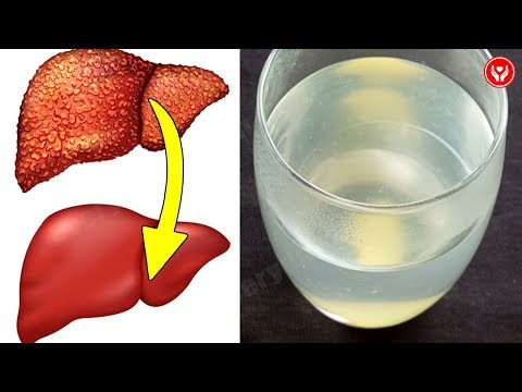 5 Nighttime Drinks To Cleanse Your Liver And Lose Weight While You Sleep