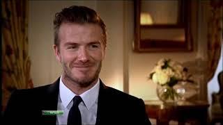 David Beckham 1992 2013