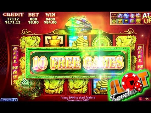 ** MAX BET ** SLOT PLAY ON 88 FORTUNES | SLOT MACHINE BONUSES | SlotTraveler