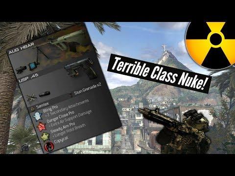 TERRIBLE Class Nuke Challenge Modern Warfare 2... Pt. 2