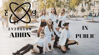 [K-POP IN PUBLIC] EVERGLOW (에버글로우) - 'Adios' Dance Cover by BLOOM's Russia