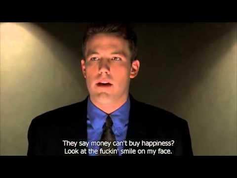 The Boiler Room Ben Affleck Speech